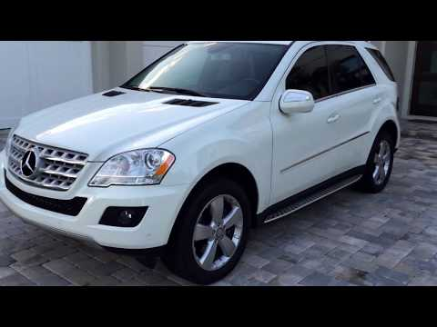 2010 Mercedes-Benz ML350 for sale by Auto Europa Naples