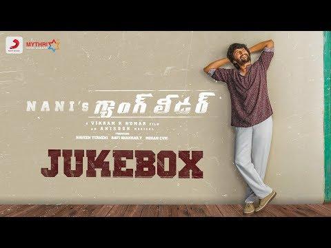 Download Lagu  Gangleader - Jukebox Telugu | Nani | Anirudh Ravichander | Vikram K Kumar Mp3 Free