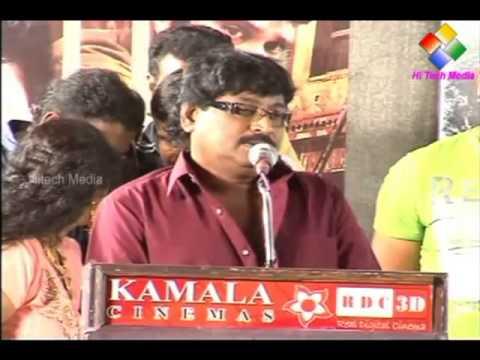 Music Director Sabesh Murali at Sankarapuram Movie Audio Launch