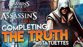 assassin s creed the ezio collection ac2   completing the truth collecting all statuettes