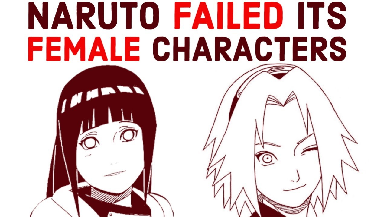 How Naruto Failed Its Female Characters