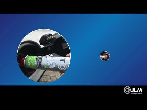 JLM Catalytic Exhaust Cleaner, petrol & diesel dedicated version