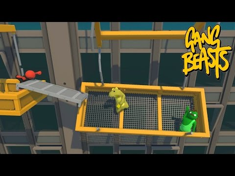 Gang Beasts Maps NEW MAPS!   GANG BEASTS ONLINE MULTIPLAYER   YouTube