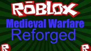 Roblox Medieval Warfare Reforged -Opening up 50 Legend Gacha's-