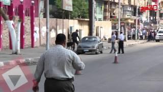 المفرقعات تنفي وجود قنبلة بسيارة شارع الهرم «اتفرج»
