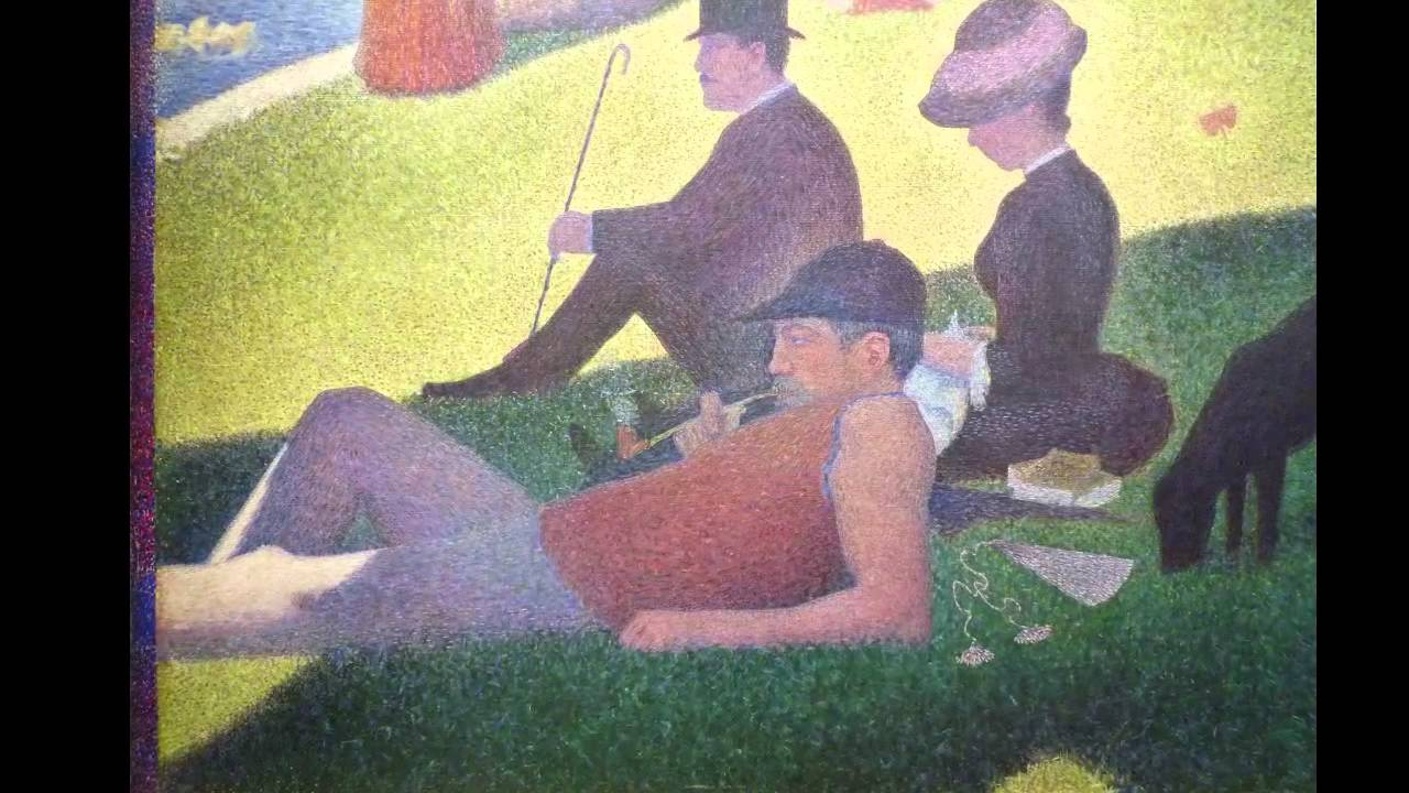 georges seurat a sunday on la Introducing kids to great artists: georges seurat a sunday afternoon on the island of la grande sunday with seurat is yet another book in the wonderful.