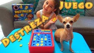 JUGANDO DESTREZA | TABLE FUN GAMES | SKILLS AND ABILITIES FOR KIDS