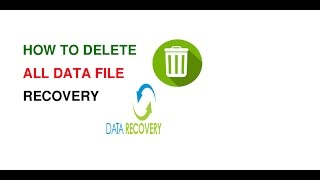 how to recovery delete file