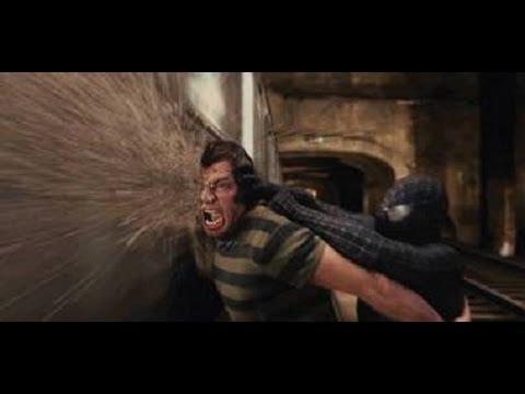 Homem Aranha vs Homem Areia 2º Luta Dublado (BR)