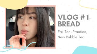 Vlog #1 |There is So Much Bread