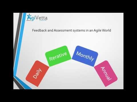 Handling Assessment &  Appraisals in Agile