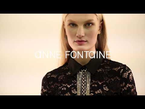 Anne Fontaine – Spring Summer 2018 – Lookbook