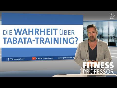 Die Wahrheit über Tabata-Training