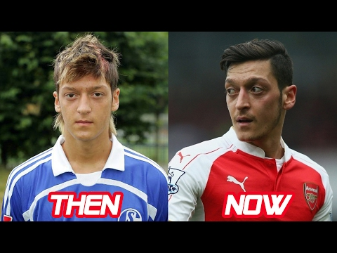 Mesut Özil Transformation Then And Now (Face & Eyes) | 2017 NEW