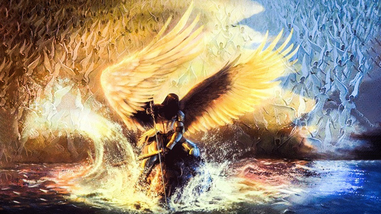 Six Incredible Things About Angels - The Unseen Reality