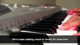 Ina - I Wanted You - Piano and Lyrics