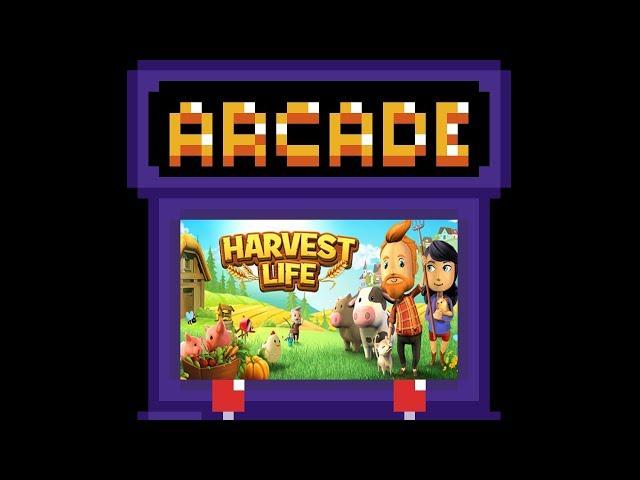 Harvest Life   Hyper's Arcade