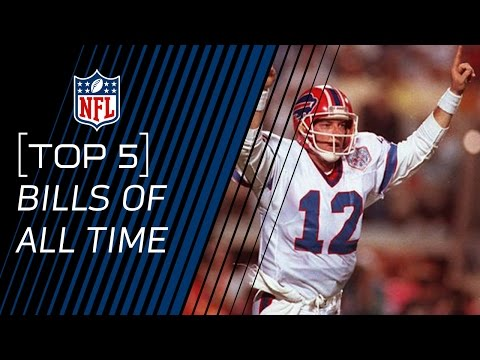 Top 5 Bills Of All Time | NFL