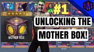 [#1] UNLOCKING THE MOTHER BOX!!