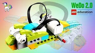 🤖🤖 ROBOTICA EDUCATIVA para NIÑOS 🤖🤖 MONTAMOS una RANA con LEGO WEDO 2.0 EDUCATION 🤖🤖