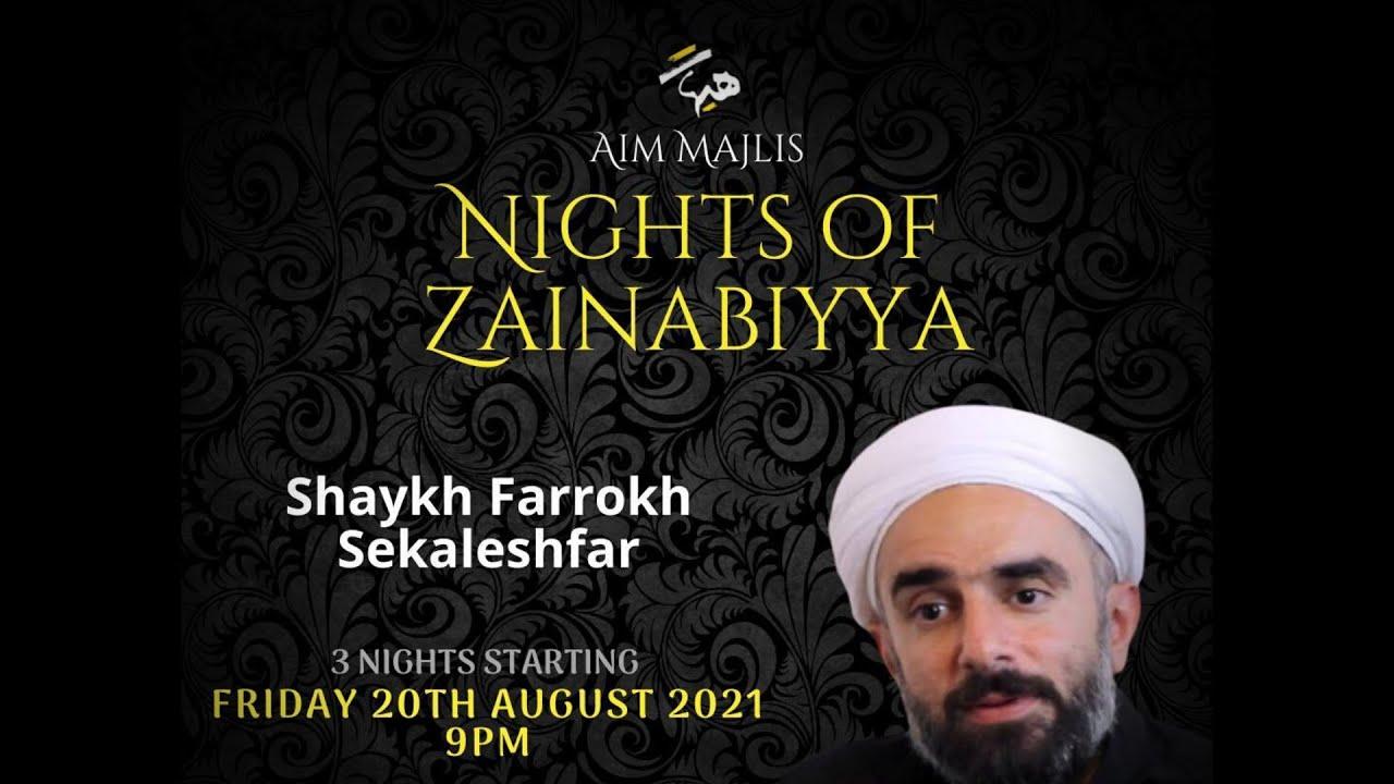Download Nights of Zainabiyya - Night 1