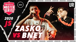 ZASKO vs BNET | FMS España 2020 | Jornada 5