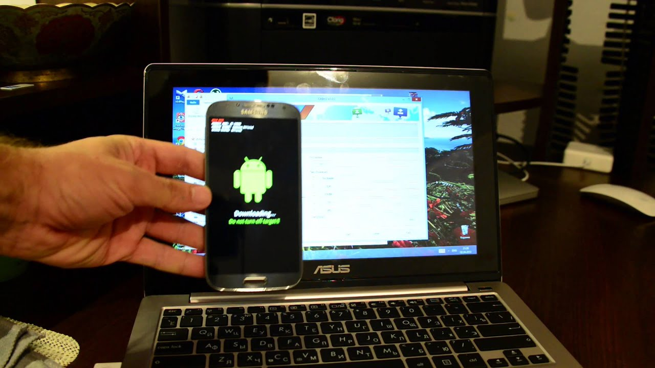 how to get root acces on samsung s4