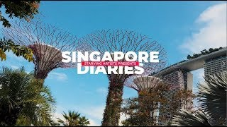 Best Places to visit in Singapore - Gardens By The Bay