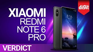 Xiaomi Redmi Note 6 Pro Review | Digit.in