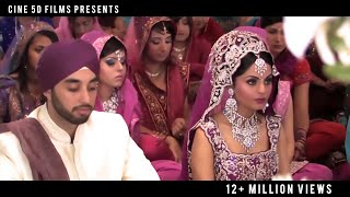 Sikh Wedding (worlds Most Watched Sikh Wedding, Videography By Punjab2000.com /cine5dfilms.com)