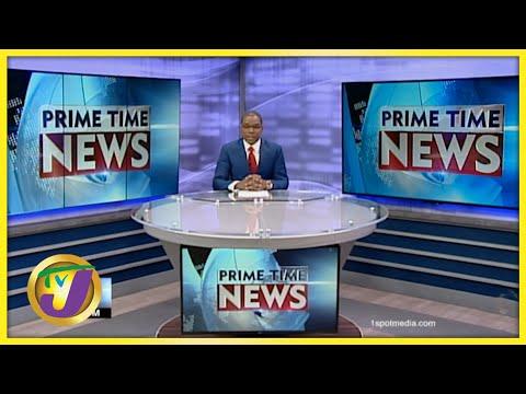 Jamaican News Headlines   TVJ News - June 12 2021