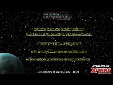 Naboo X-Wing Series Open Day 2 - Copenhagen, Denmark