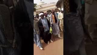 The welcoming of Imam Bakawsu Fofana in Jarra Karantaba November 2017. The start of his nationwide t