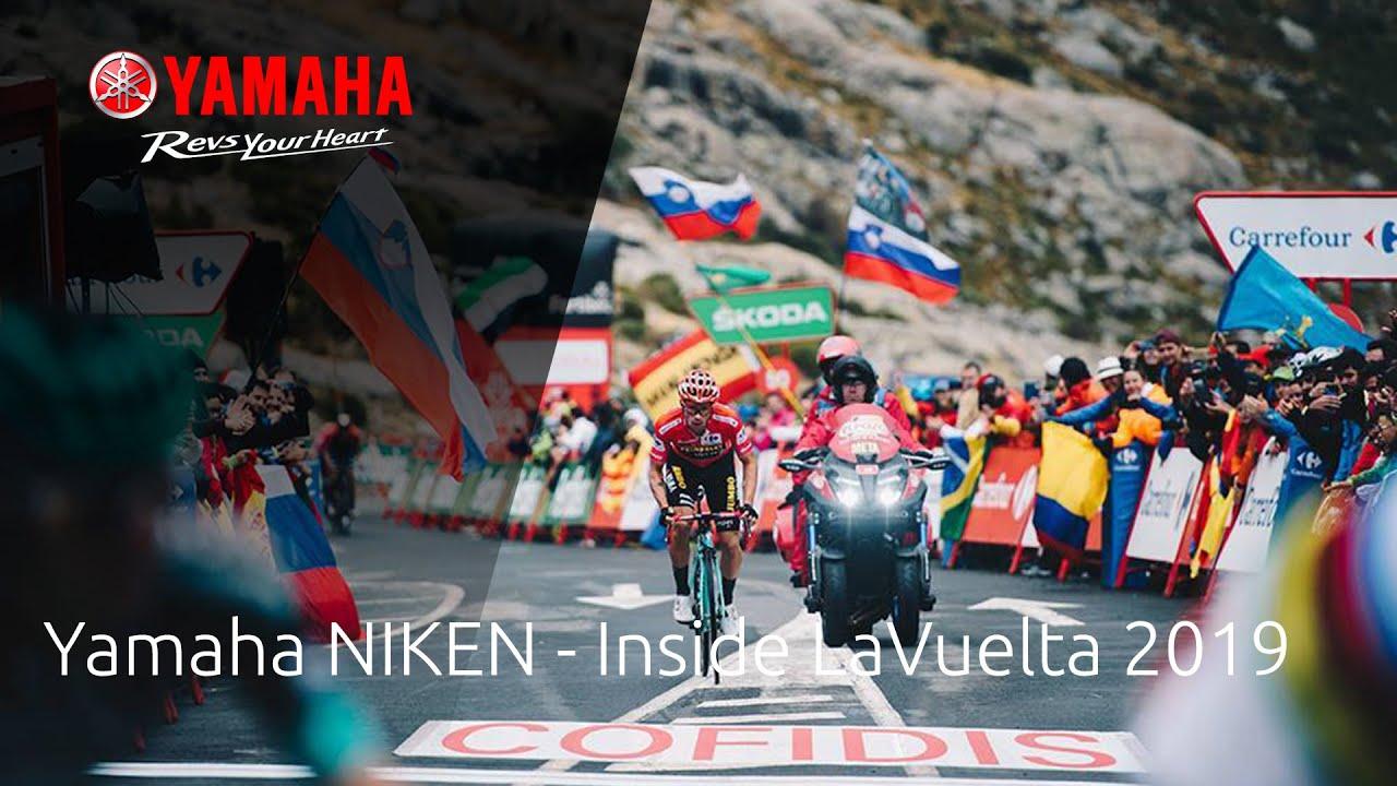 Yamaha NIKEN - Inside LaVuelta 2019