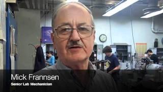Mechanical Engineering Student Machine Shop