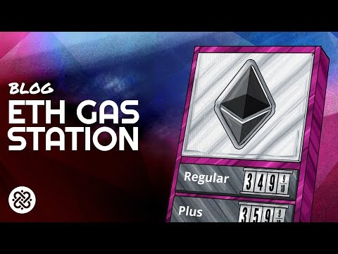 ETH Gas Station Tutorial - Send Ethereum Transactions For Less!