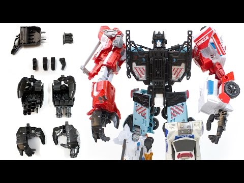 Articulated Fingers Mod for Combiner Wars and Unite Warriors