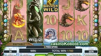 Dragon Island Video Slot €2670 Gewinn!