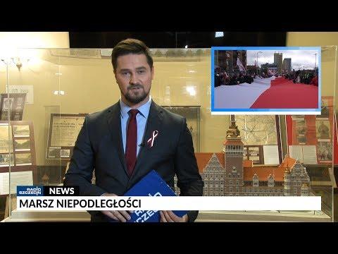 Radio Szczecin News 11.11.2017