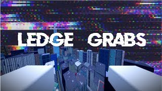 Ledge Grabs (Roblox Parkour)
