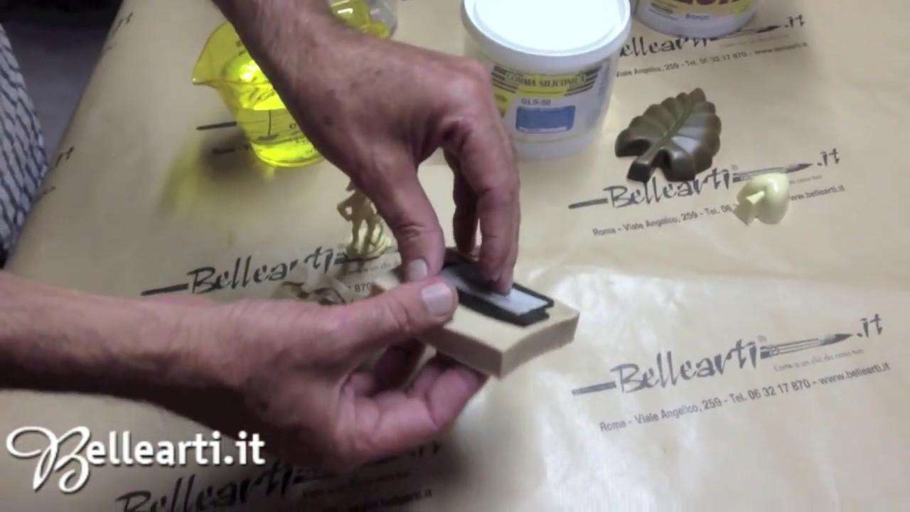 gomme siliconiche per calchi prochima presentazione