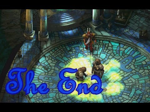 Icewind Dale Enhanced Edition - Good, The End - Belhifet |