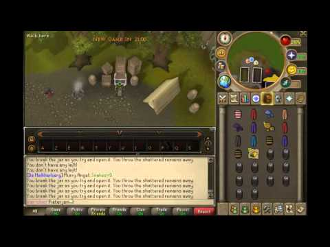 Runescape Beta Looting 3300 Pirate Implings Youtube