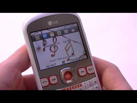 English: LG InTouch Text video preview
