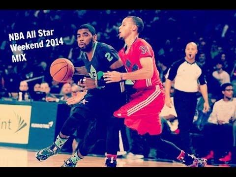 NBA All Star Weekend 2014 MIX ᴴᴰ
