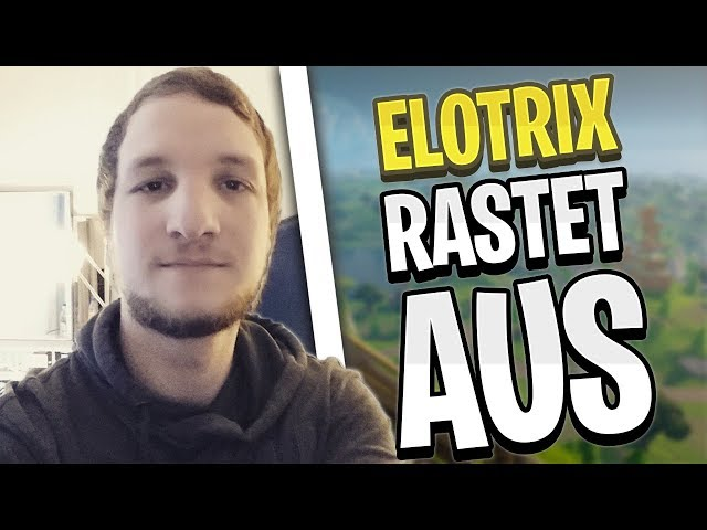 ELOTRIX rastet aus ! | MONTE trifft Shot nicht ! | Fortnite Highlights Deutsch