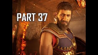 ASSASSIN'S CREED ODYSSEY Walkthrough Part 37 - Mystery Man (Let's Play Commentary)