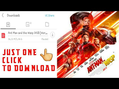 Download HOW TO DOWNLOAD ANT MAN AND THE WASP FULL MOVIE