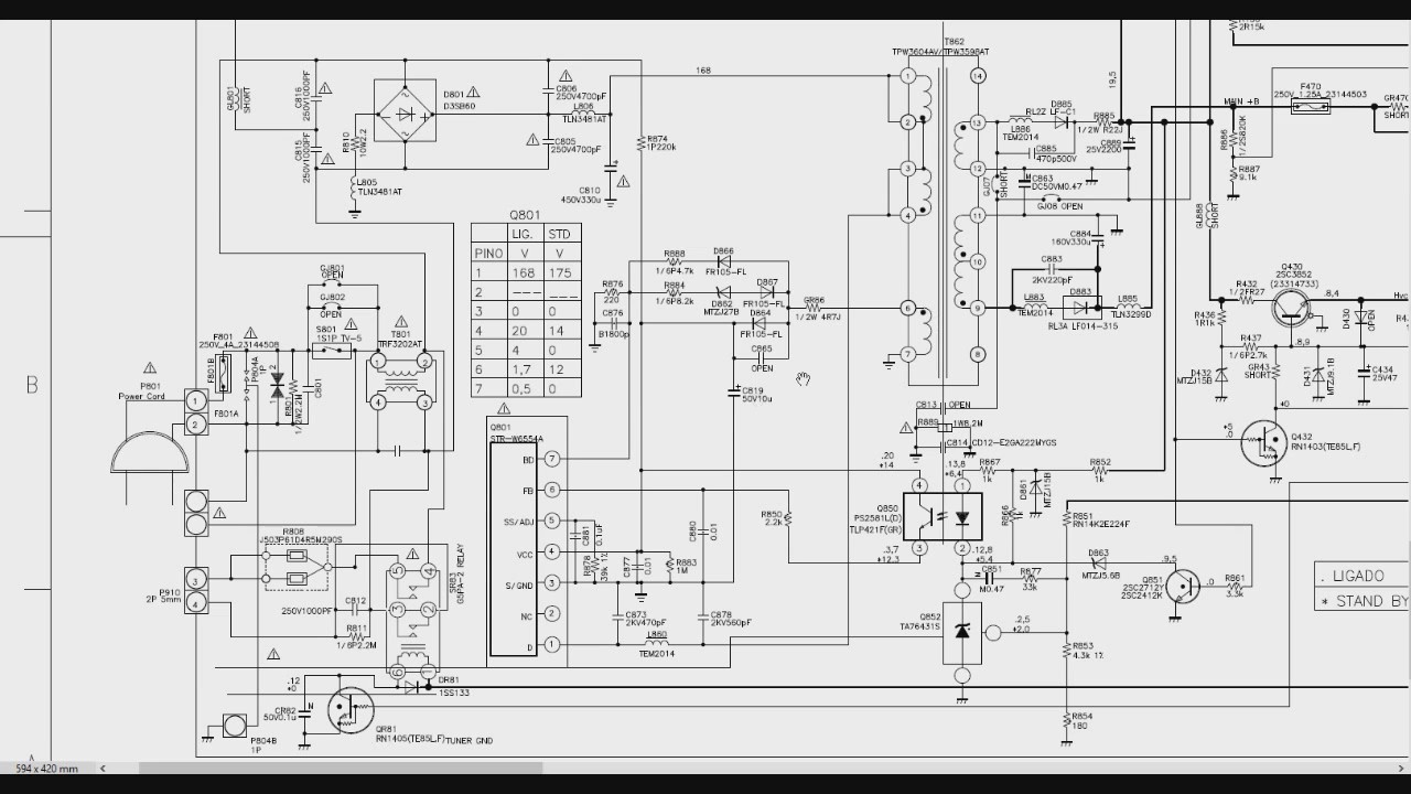 schematic diagram youtube