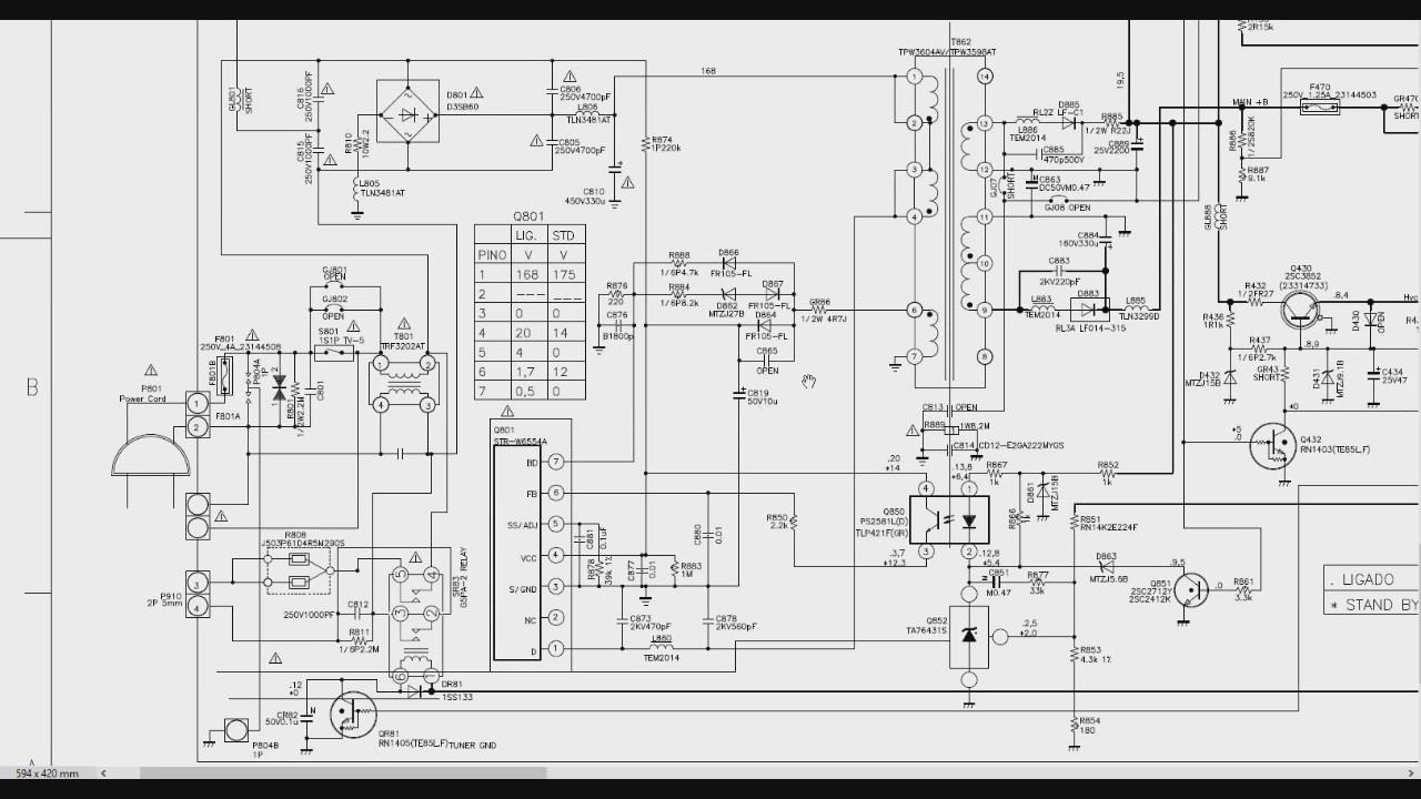 schematic diagram youtube
